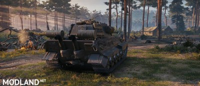 deh0mbre's Tiger II field modified 1.7 [1.0.0.2], 3 photo